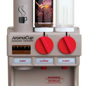 AromaCup AC300 3 Canister Instant Hot Beverage Dispenser