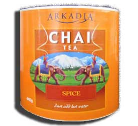 Chai Latte | Arkadia Spice Chai Tea | Maltra Foods 440g