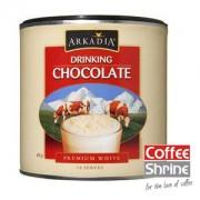 Premium White Hot Chocolate Arkadia 400grams