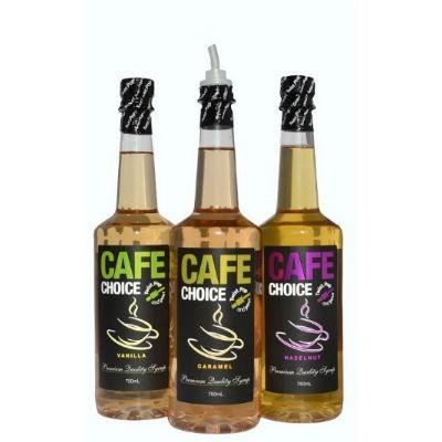 Cafe Choice Caramel Coffee Syrup