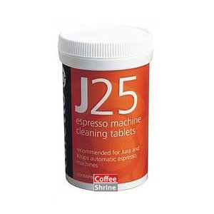 Cafetto J25 Coffee & Espresso Machine Cleaning Tablets 40 Pack