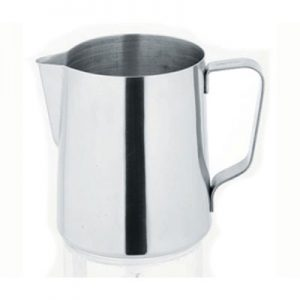 Jug Frothing Stainless Steel 1ltr