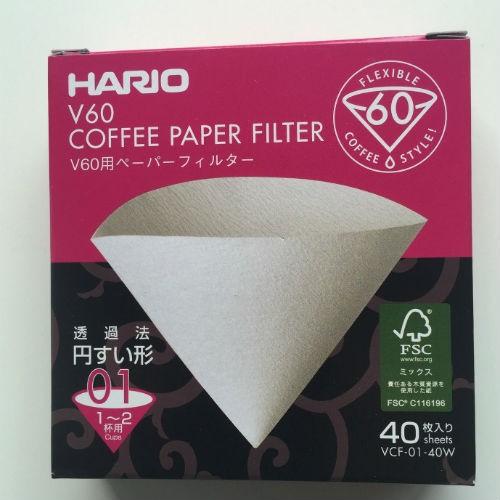 Hario 01 Filters