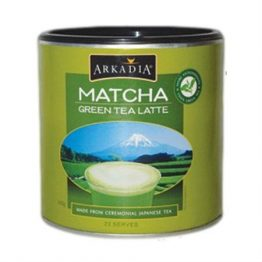 Arkadia Matcha Green Tea Latte 440g