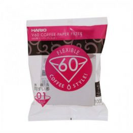 Hario Filters V60 O1 100 Pack